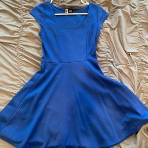 Royal Blue Summer Dress